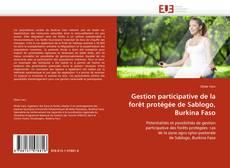 Bookcover of Gestion participative de la forêt protégée de Sablogo, Burkina Faso