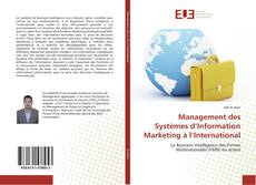 Bookcover of Management des Systèmes d'Information Marketing à l'International