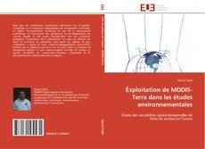 Обложка Éxploitation de MODIS-Terra dans les études environnementales