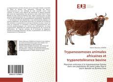 Trypanosomoses animales africaines et trypanotolérance bovine kitap kapağı
