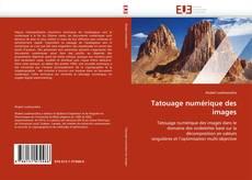 Bookcover of Tatouage numérique des images