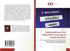 Borítókép a  Implémentation d'un dispositif E-Learning au Congo-Kinshasa - hoz