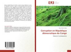 Bookcover of Corruption en République démocratique du Congo