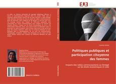 Bookcover of Politiques publiques et participation citoyenne des femmes