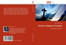 Borítókép a  Histoire religieuse d'Etaples - hoz