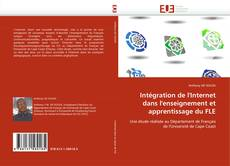 Portada del libro de Intégration de l'Internet dans l'enseignement et apprentissage du FLE