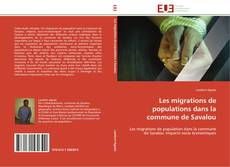 Bookcover of Les migrations de populations dans la commune de Savalou