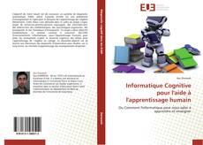 Capa do livro de Informatique Cognitive pour l'aide à l'apprentissage humain