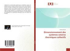 Capa do livro de Dimensionnement des systèmes solaires thermiques collectifs