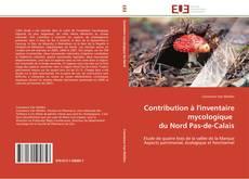 Обложка Contribution à l'inventaire mycologique   du Nord Pas-de-Calais