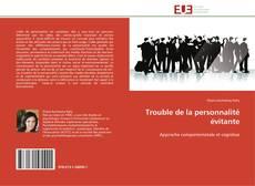 Bookcover of Trouble de la personnalité évitante