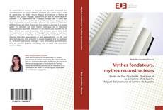 Обложка Mythes fondateurs, mythes reconstructeurs