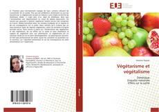 Buchcover von Végétarisme et végétalisme
