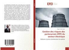 Couverture de Gestion des risques des partenariats (PPP) du secteur électrique