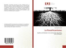 Bookcover of Le Panafricanisme: