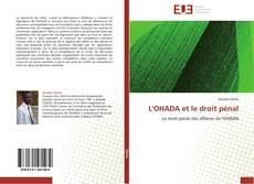 Bookcover of L'OHADA et le droit pénal