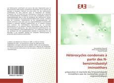 Copertina di Hétérocycles condensés à partir des N-benzimidazolyl iminoéthers