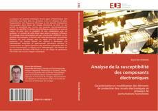 Bookcover of Analyse de la susceptibilité des composants électroniques