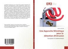 Capa do livro de Une Approche Mimétique pour la   détection d'Intrusion