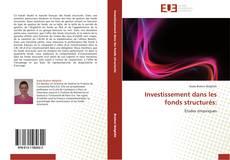 Portada del libro de Investissement dans les fonds structurés: