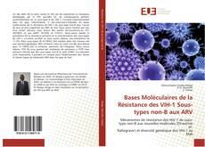 Bookcover of Bases Moléculaires de la Résistance des VIH-1 Sous-types non-B aux ARV
