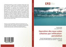 Epuration des eaux usées urbaines par infiltration-percolation kitap kapağı