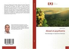 Buchcover von Alcool et psychiatrie