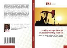 Bookcover of Le Risque-pays dans les investissements pétroliers