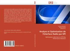 Couverture de Analyse et Optimisation de l'interface Radio par KPI