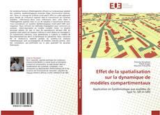 Bookcover of Effet de la spatialisation sur la dynamique de modèles compartimentaux