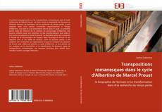 Bookcover of Transpositions romanesques dans le cycle d'Albertine de Marcel Proust