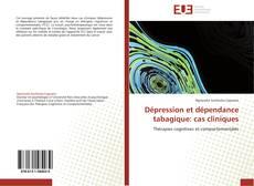 Couverture de Dépression et dépendance tabagique: cas cliniques