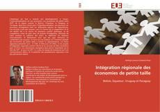 Bookcover of Intégration régionale des économies de petite taille
