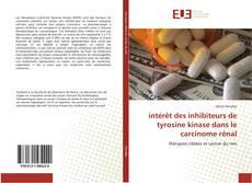 Обложка intérêt des inhibiteurs de tyrosine kinase dans le carcinome rénal