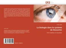 Borítókép a  La biologie dans le système de Descartes - hoz