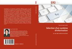 Capa do livro de Sélection d'un système d'information