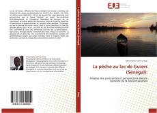 Capa do livro de La pêche au lac de Guiers (Sénégal):