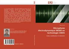 Обложка Microphone électrodynamique MEMS en technologie CMOS