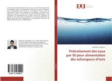 Bookcover of Prétraitement des eaux par OI pour alimentation des échangeurs d'ions