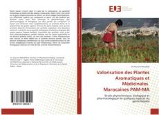 Valorisation des Plantes Aromatiques et Médicinales   Marocaines PAM-MA的封面