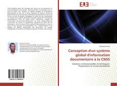 Couverture de Conception d'un système global d'information documentaire à la CNSS