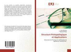 Couverture de Structure Prétopologique et Applications