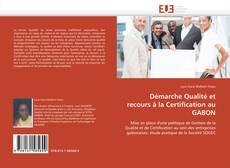 Copertina di Démarche Qualité et recours à la Certification au GABON
