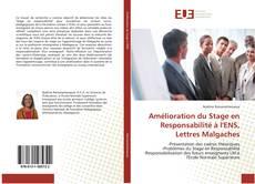 Обложка Amélioration du Stage en Responsabilité à l'ENS, Lettres Malgaches