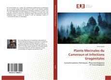 Plante Mecinales du Cameroun et Infections Urogénitales的封面