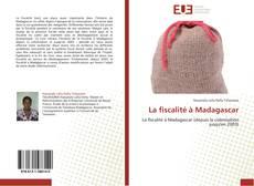 La fiscalité à Madagascar kitap kapağı