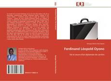 Bookcover of Ferdinand Léopold Oyono