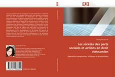Capa do livro de Les sûretés des parts sociales et actions en droit vietnamien