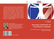 Buchcover von Nouveaux traitements de l'insuffisance cardiaque