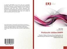 Portada del libro de Protocole Jabber/XMPP